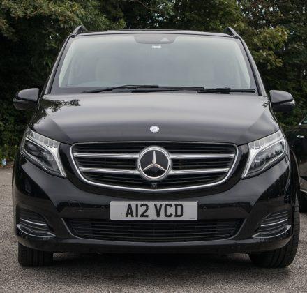 Mercedes-Benz V Class EWB