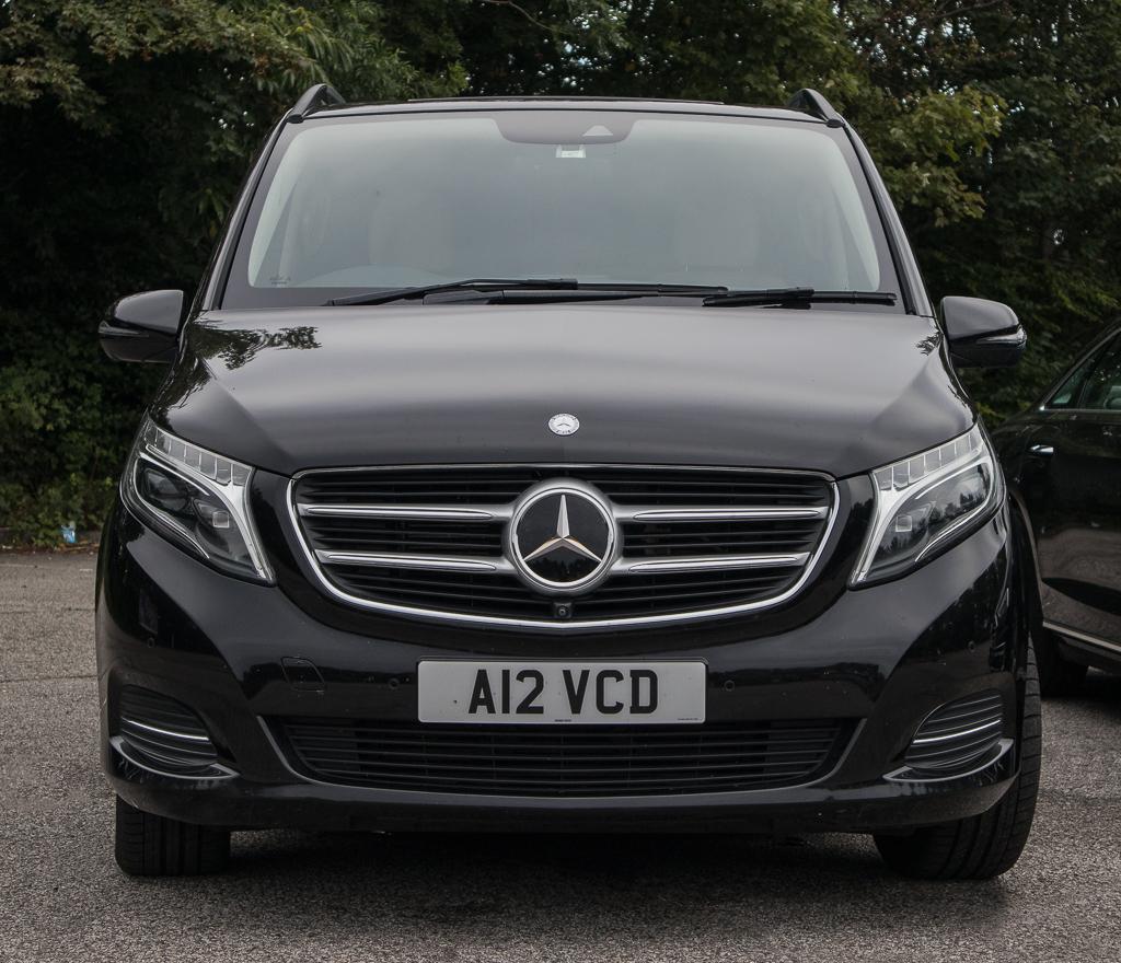 Mercedes-Benz V Class Front