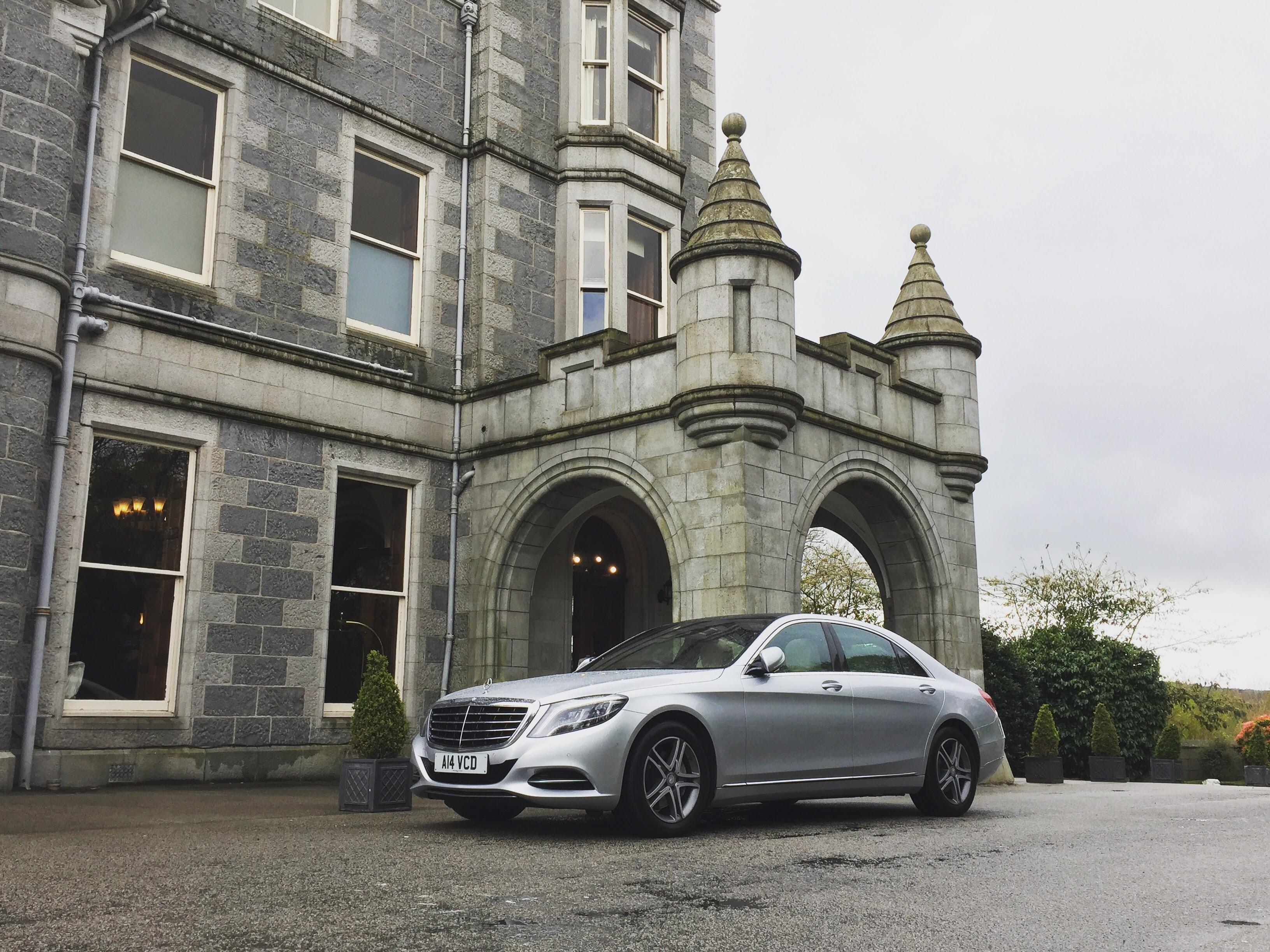 Mercedes-Benz S Class Ardoe House